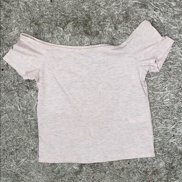 Forever 21 Tops - Pink Crop Top - Forever 21